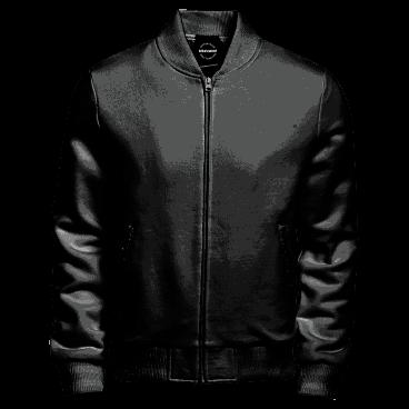 Custom Fleece Varsity Jackets With Zip Design Letterman Jackets